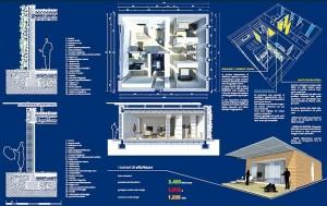 distribuzione dell'energia nell'abitazione