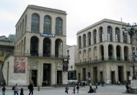 Inaugurazione del Palazzo dell'Arengario a Milano