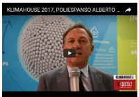 Poliespanso al Klimahouse: video-intervista all'Amm. Delegato Zacchè