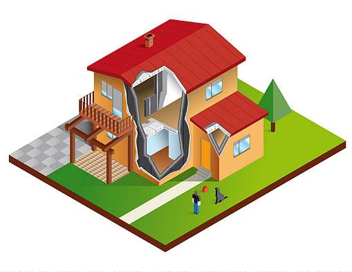 L'applicazione in edilizia