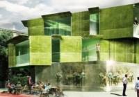 Il progetto dell'Arch. Taidelli e il Sistema costruttivo adottato